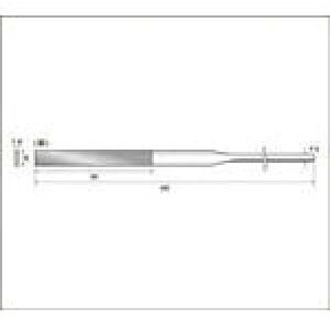 【ナカニシ】ナカニシ ダイヤモンドヤスリ 57117[ナカニシ 先端工具(一括品)作業用品電動工具・油圧工具マイクログラインダー]【TN】【TC】 P01Jul16