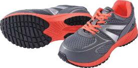 【ジーベック】ジーベック 蛍光めちゃ軽セフティシューズ 85130 グレー 23.0CM 8513020230[ジーベック 靴環境安全用品安全靴・作業靴プロテクティブスニーカー]【TN】【TC】 P01Jul16