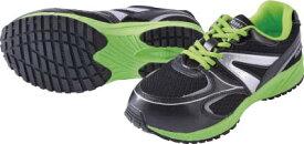 【ジーベック】ジーベック 蛍光めちゃ軽セフティシューズ 85130 ブラック 23.5CM 8513090235[ジーベック 靴環境安全用品安全靴・作業靴プロテクティブスニーカー]【TN】【TC】 P01Jul16
