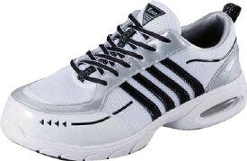【ジーベック】ジーベック エアタンクセフティシューズ 85124 ホワイト 23.0CM 8512432230[ジーベック 靴環境安全用品安全靴・作業靴作業靴]【TN】【TC】 P01Jul16