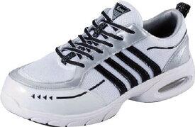 【ジーベック】ジーベック エアタンクセフティシューズ 85124 ホワイト 25.5CM 8512432255[ジーベック 靴環境安全用品安全靴・作業靴作業靴]【TN】【TC】 P01Jul16
