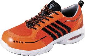 【ジーベック】ジーベック エアタンクセフティシューズ 85124 オレンジ 25.0CM 8512482250[ジーベック 靴環境安全用品安全靴・作業靴作業靴]【TN】【TC】 P01Jul16