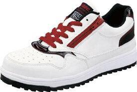 【ジーベック】ジーベック ZIPアップ耐滑セフティシューズ 85118 ホワイト 28.0CM 8511832280[ジーベック 靴環境安全用品安全靴・作業靴作業靴]【TN】【TC】 P01Jul16