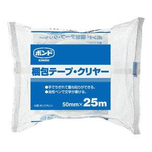 【464651】梱包テープ #67949 クリア【TC】【J】梱包 P19Jul15
