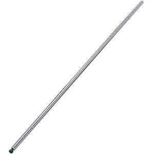 スチールラック メタルラック パーツ ポール 直径1.9cm 長さ130cm アイリス メタルミニポール MM-1300P アイリスオーヤマ ラック 棚 収納 シェルフ スチール スチールラック オープンラック 家具