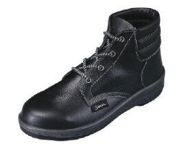 【在庫限り】[シモン]【23.5cm】軽量中編上靴(ウレタン 2層底)7522N-23.5(株)シモン【靴/黒】【工具/機械/作業/大工/現場】[環境安全用品 保護具 安全靴 (株)シモン]【TC】【TN】【RCP】