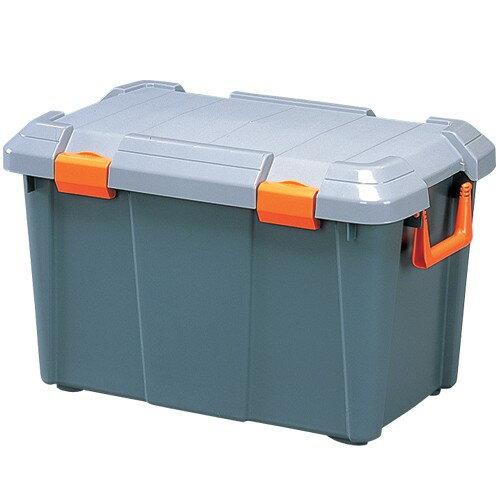 HDBOX 600D送料無料 アイリスオーヤマ コンテナボックス 収納ボックス RVボックス 工具箱 工具ケース おもちゃ フタ付 アウトドア レジャー