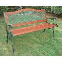 カーブクロスベンチ 13016[ベンチ ベンチ 木製ベンチ 屋外 ガーデンベンチ ベンチ チェア 木製ベンチ]【JB】※代引不可【TD】 P19Jul15