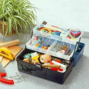 【即納】マイキット40ブラック送料無料工具箱工具ケース工具入れハードケース収納ボックス小物裁縫箱アイリスオーヤマアイリスマイキット40