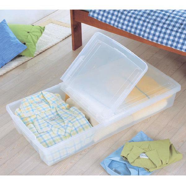 ベッド下ボックス UB-950 隙間収納、プラケース【アイリスオーヤマ】【RCP】【0530in_ba】[BED]