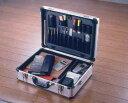 工具箱 アルミ アルミケースAM-15送料無料 工具箱 CD・ゲーム・カメラの収納に アタッシュケース キャリングバッグ アルミケース ビジネス 収納ケース ア...