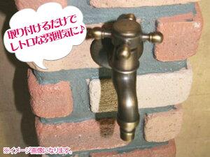 オシャレアンティーク調シンプル銅製蛇口【TD】