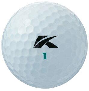バイオスピン ホワイト 6個入り BIO SPIN送料無料 ゴルフボール ゴルフ用品 golf ball 杜仲カバー スピン性能 耐久性 プレゼント ギフト 父の日 Kasco キャスコ 【D】