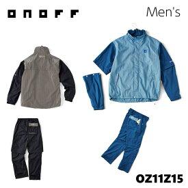 オノフ レインウェア メンズ OZ11Z15 ONOFF RAIN WEAR Men's