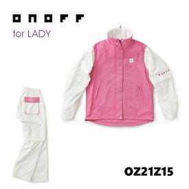 オノフ レインウェア レディース OZ21Z15 ONOFF RAIN WEAR Ladie's