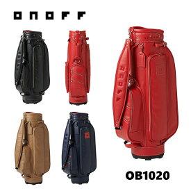 ■SALE■オノフ キャディバッグ OB1020 ONOFF CADDIEBAG 【8.5型 3.4kg 47inch対応】