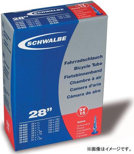SCHWALBE 4SV 仏式 16×1-3/8、16×1-1/8、18×1-1/8 チューブ 自転車