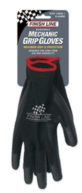 FINISH LINE メカニック グリップ グローブ L/XL