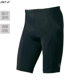 パールイズミ 200-3DE コンフォート パンツ 【2.ブラック】 自転車
