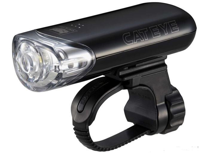 キャットアイ HL-EL140 ブラック LED ライト 自転車