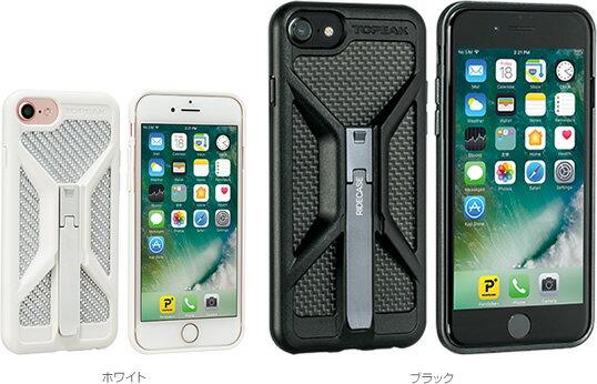 TOPEAK トピーク ライドケース (iPhone 7用) セット 自転車用