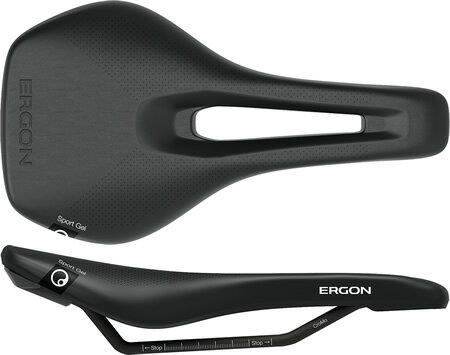TOPEAK/ ERGON エルゴン サドル SR スポーツ ゲル ウーマン 自転車 【送料無料】(沖縄・離島を除く)