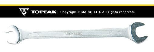 TOPEAK トピーク ツール8/10mm ダブル オープン エンド スパナ