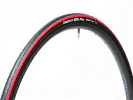 パナレーサー F723-ELTP2 ELITE Plus エリートプラス 700×23C レッド 新トレッド 自転車用