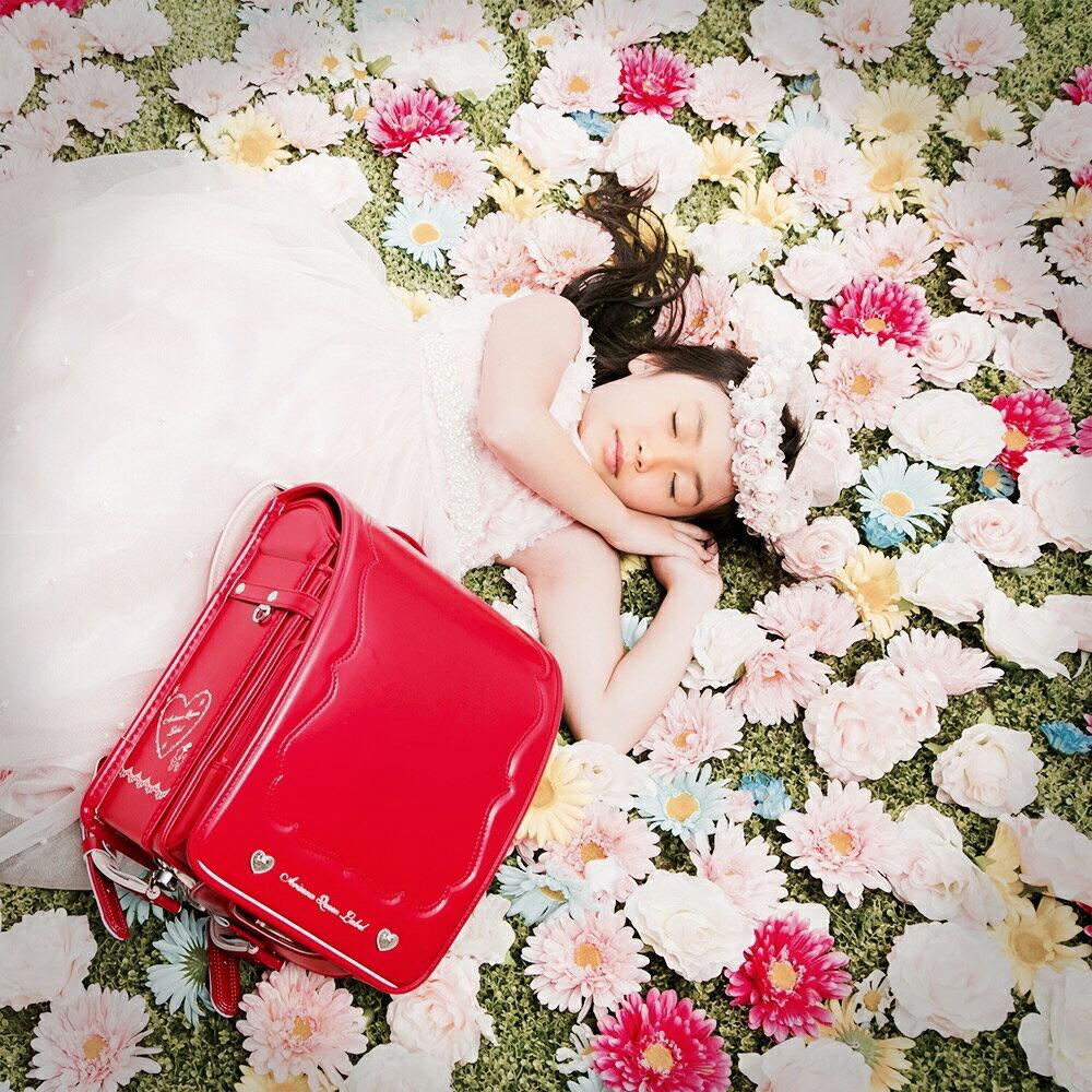 ランドセル 女の子 送料無料 クラリーノランドセル 女の子 刺繍 日本製 ピンク ブラウン ローズピンク 日本製 ランドセル女の子 arisana