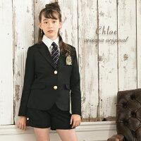c8c8c13f0ff86 PR 卒業式 スーツ 女の子 小学生 150 160 165 パンツ パンツスー... 9