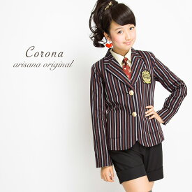 8883d21b3ff31  アウトレット 返品不可商品 卒業式スーツ コロナ 女の子 ジャケット+ショートパンツ