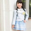 入学式 スーツ 女の子 子供服 卒園 115 120 130 cm 3点セット ジャケット スカート ブラウス [キッズ フォーマル 入学…