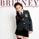卒業式 スーツ 女の子 小学生 パンツ 145 150 160 165cm パンツスーツ 3点セット (ジャケット パンツ ワッペン) 子供…