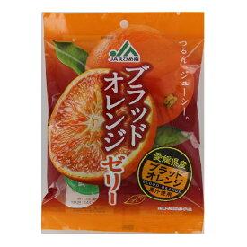 モントワール JAえひめ南ブラッドオレンジゼリー(132g) 22gX6コ×20個 【送料無料】