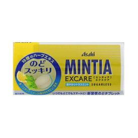 アサヒグループ食品 ミンティアエクスケアシトラスミント 25ツブ×12個 【送料無料】