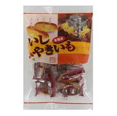 【送料無料】お菓子のシアワセドーいしやきいも155G×10個