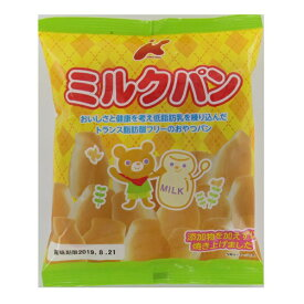 カネ増製菓 低脂肪乳ミルクパン 75g×32個 【送料無料】
