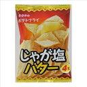 東豊製菓 ポテトフライじゃが塩バター 11g×60個 【送料無料】