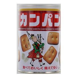 三立 缶入カンパン 100g×12個 【送料無料】