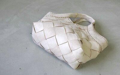 ロビタrobitaanyamnya(アニャムニャ)スプレーウォッシュドレザーミニトートバッグSTA-233S