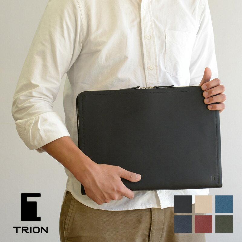 【選べるノベルティ大好評】ドキュメントケース TRION トライオン SA801 タブレットケース iPadケース【A4】【店頭受取対応商品】