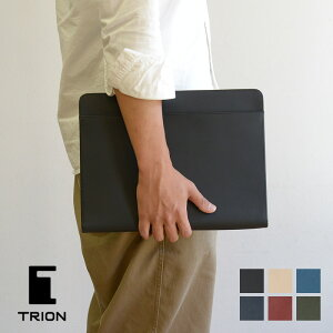 【メッセージカード・ラッピング無料】【選べるノベルティ大好評】ノートパッド TRION トライオン SA804(SS804) タブレットケース iPadケース【A4】