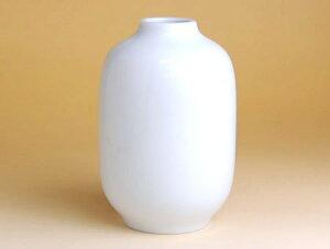一輪挿し 花瓶 陶磁器 かわいい 有田焼 波佐見焼 白磁 夏目花瓶