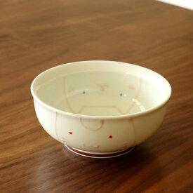 名入れ 出産祝い 食器 子供食器 お誕生日 プレゼント かわいい 有田焼 波佐見焼 スープ碗 すくすくハーモニー