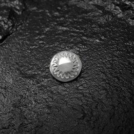アリゾナフリーダム シルバーアクセサリー コンチョ 【NO.3】 シルバーコンチョ NO.3-002 素材: SV925 【Concho】