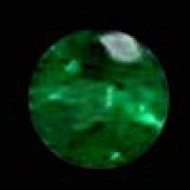 ARIZONA FREEDOM シルバーアクセサリー 【石セット】 5月 誕生石 エメラルド ラウンドカット 3mm 【SettingStone】