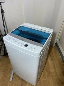 【中古】2018年製 ハイアール Haier 洗濯機 5.5k JW-C55A1人暮らし用 タイプ