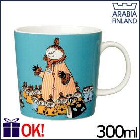 アラビア ムーミン マグカップ 300ml ミムラ夫人 ミーママ ARABIA Moomin Mymble's Mother