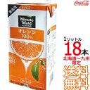 ミニッツメイド オレンジ コカ・コーラ