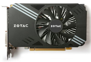 【送料無料】ZOTACGeForceGTX10603GBMini正規代理店保証付vd6137